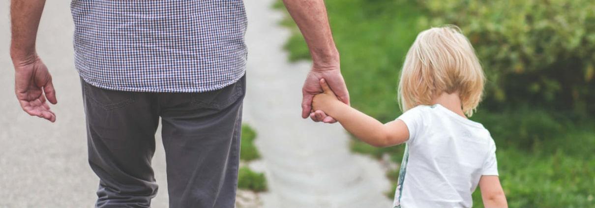 hoe steun je kinderen bij de scheiding