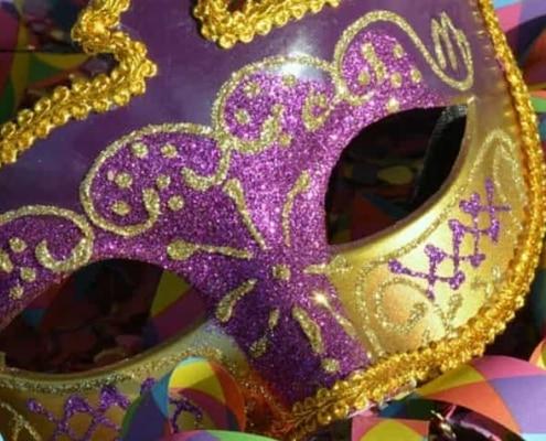 scheiden door carnaval
